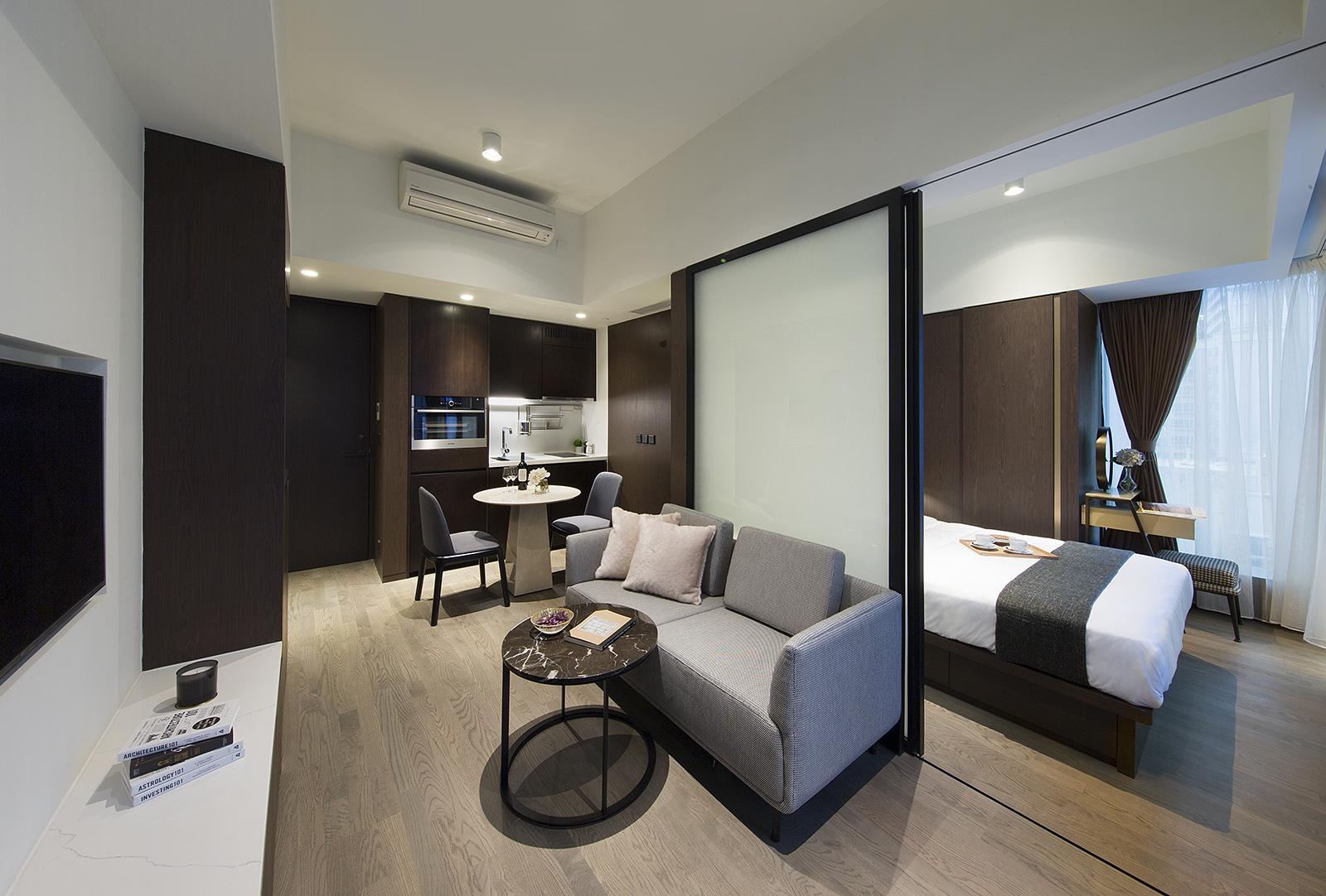 The Luna - Hong Kong Serviced Apartments